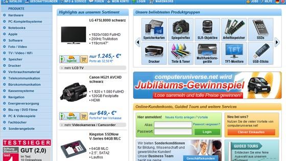 Schwächen bei Lieferzeiten und Rückabwicklung in Online-Shops