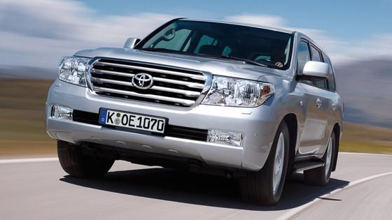 Traumergebnis im Dauertest für den Toyota Land Cruiser V8 bei AutoBild Allrad