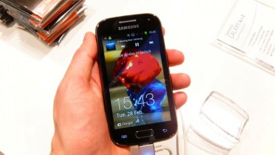 Der Testsieger ist das Samsung Galaxy Ace 2 (Foto: Samsung)